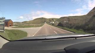 ScotVlog39 A83 Campbeltown to Tarbert