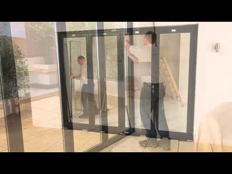 Bifolding Doors Installation Guide