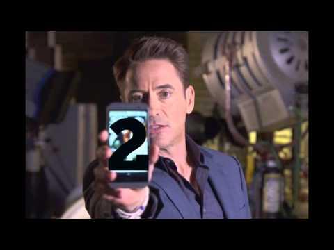 Top 5ive Cool Facts: Robert Downey Jr