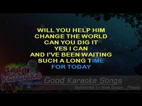 Saturday In The Park -  Chicago (Lyrics Karaoke) [ goodkaraokesongs.com ]