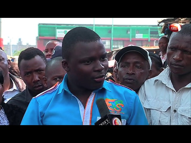 Ekeza Sacco members now pleading for government's intervention to help them recover their money