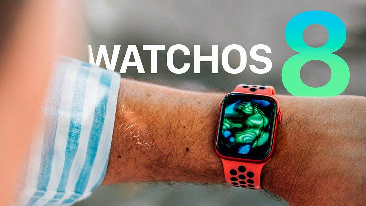 watchOS 8 review, estas son todas sus novedades
