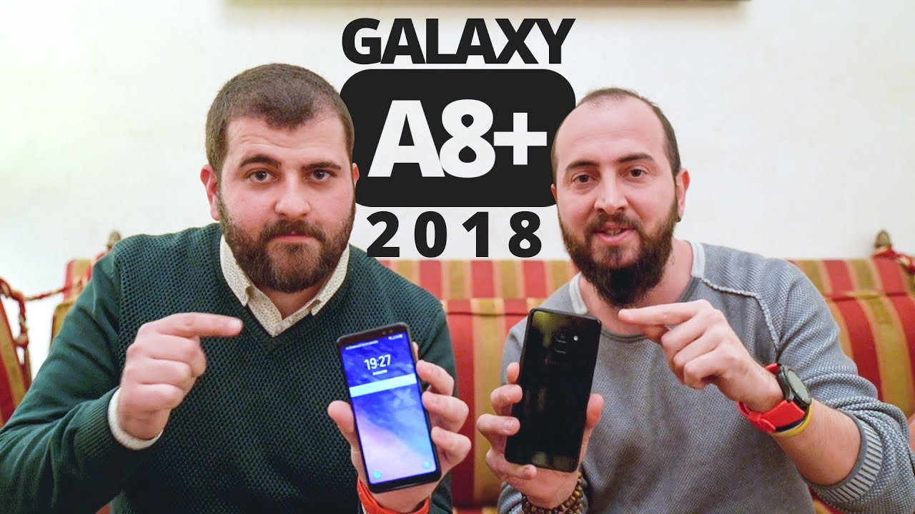 Galaxy A8 Plus 2018 ön inceleme - Çift ön kamera, 6 inç ekran, şık tasarım!