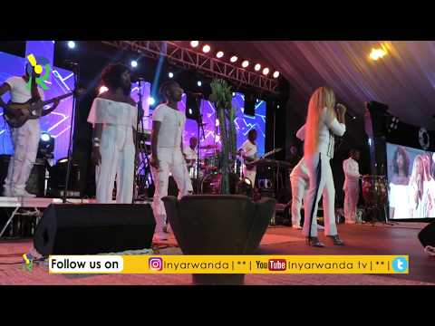 Kigali Jazz Junction season 3 Finale(Massamba & Neza performing)