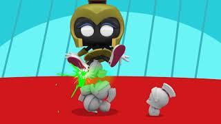 Toy Promotion Animation Job  - Episodic Campaign