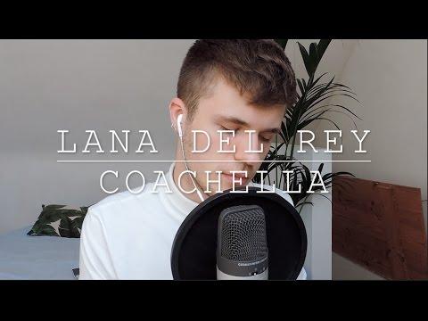 Lana Del Rey - Coachella - Woodstock In My Mind (acoustic cover) // Sylvain Wuyts