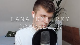 Lana Del Rey Coachella Woodstock In My Mind Acoustic Cover Sylvain Wuyts