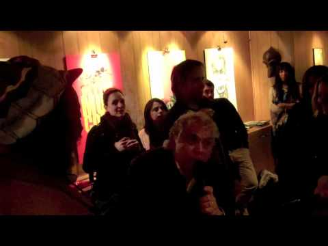 Monty Alexander meets Kiddus I at Miss Lily's NYC