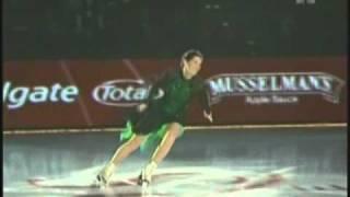 Nancy Kerrigan  Defying Gravity  2010 Caesars Tribute
