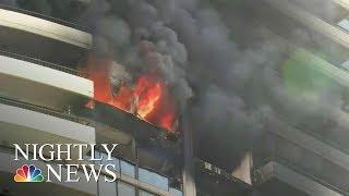 Honolulu Fire: At Least Three Killed In High-Fire Blaze | NBC Nightly News
