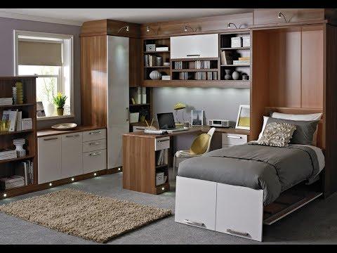 20 Amazing Bedroom Office Design Ideas
