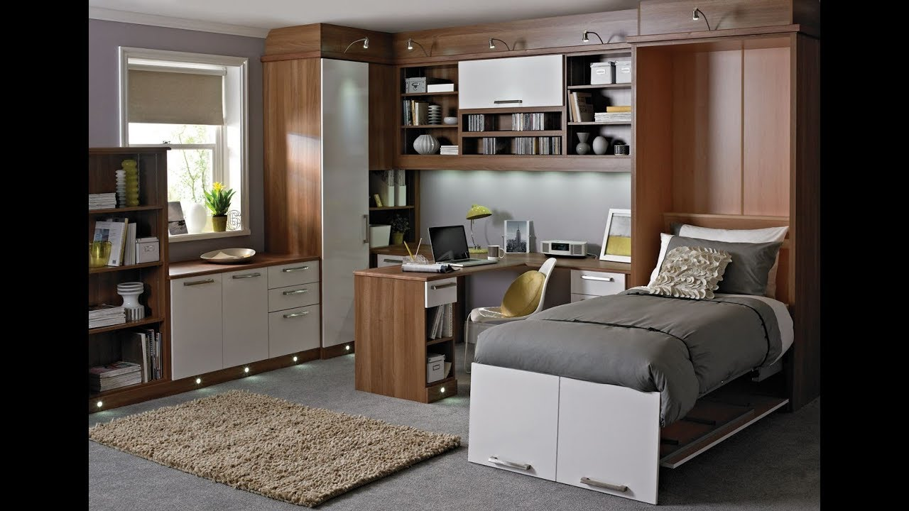 20 Amazing Bedroom Office Design Ideas Youtube