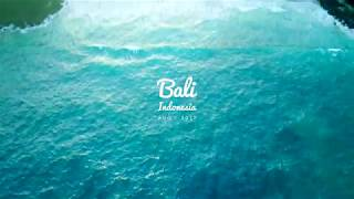Drone vision in Bali - Indonesia 4K (Short clip)