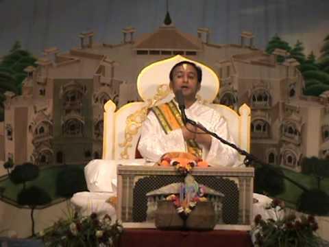 Shree Yamunaji 41 Pad - Shree Yadunathji (Kadi, Ahmedabad)  VRAJ, PA (USA) Clip-16