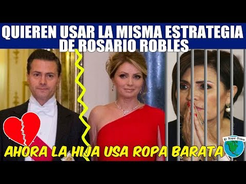 Peña Nieto CHAMAQUEÓ a la Gaviota y ya PREPARA su SIGUIENTE BODA