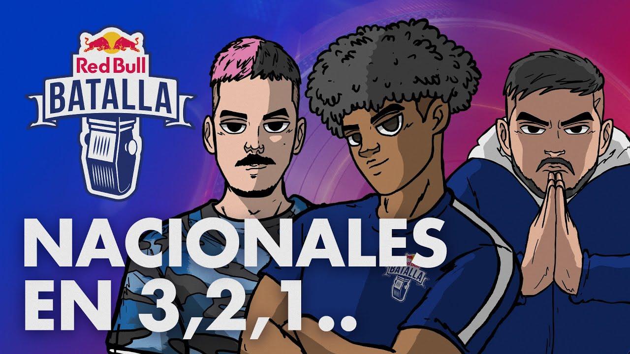 PERÚ, ESPAÑA & DOMINICANA | Red Bull Batalla feat. Biscarrita