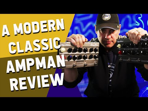 Hughes And Kettner AmpMan Classic & AmpMan Modern