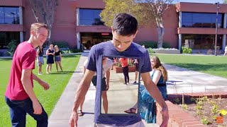 - BEST MAGIC Lego illusions by Zach King 2018, NEW Magic Tricks Incredible ZACH KING Ever