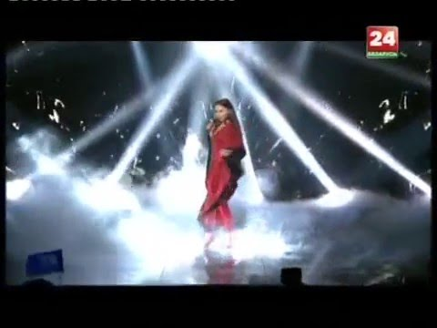 Eurovision 2016 Belarus: 03 Valeriya Sadovskaya - Not Alone (live at NF)