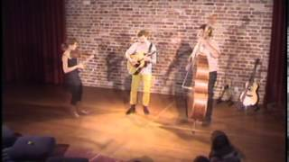 """Johanna-Adele Jüssi """"Kiilid"""" release concert in Viljandi 26. October 2012"""