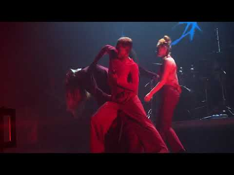 Sam Smith & Normani Dancing with a stranger duet - Tampa FL at 933FLZ Jingle Ball