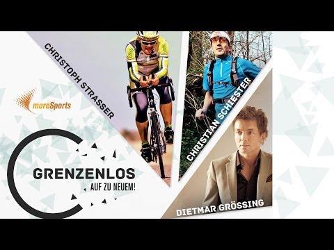 Interview: Christoph Strasser, Christian Schiester, Dietmar Grössing