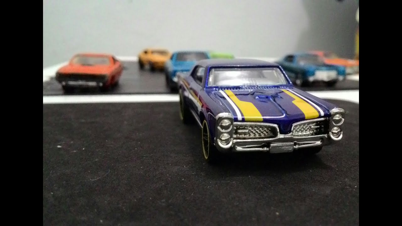 All became hot wheels 67 pontiac gto convertible are