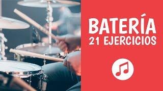 Gambar cover 5. Aprende 21 Ritmos de Batería para ser un Virtuoso (Curso de Batería)