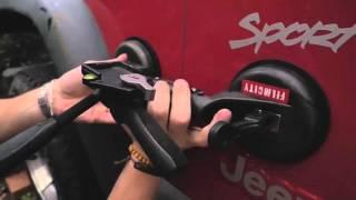 FILMCITY Car Suction قاعدة تصوير فيديو