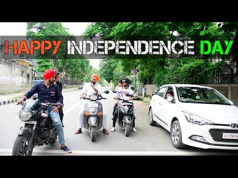 Happy Independence Day INDIA | Funny Comedy Vines | Harshdeep Ahuja V42