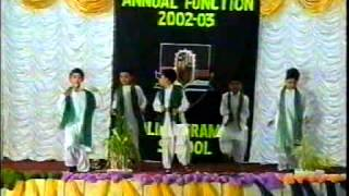 Seedling Grammar School: Annual Function 2003 Aay Jawan