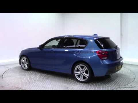 2012 bmw 1 series 116d m sport youtube. Black Bedroom Furniture Sets. Home Design Ideas