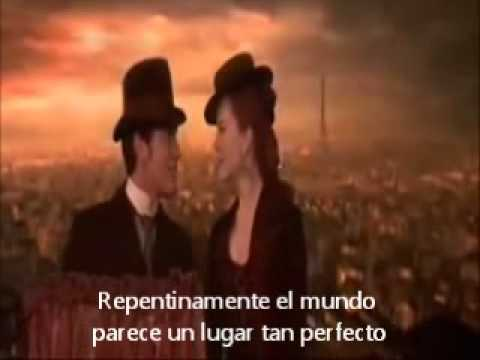 Moulin Rouge Come What May subtitulada