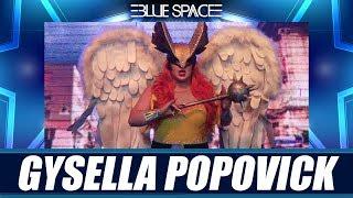 Blue Space Oficial - Gysella Popovick e Ballet - 02.03.19