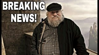 great news confirmed by george rr martin   game of thrones successor show