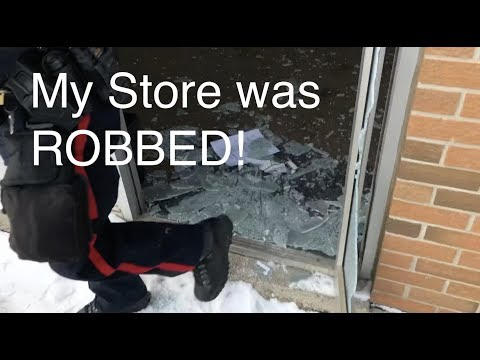 My Store Was ROBBED! - Growing Event Rental Business