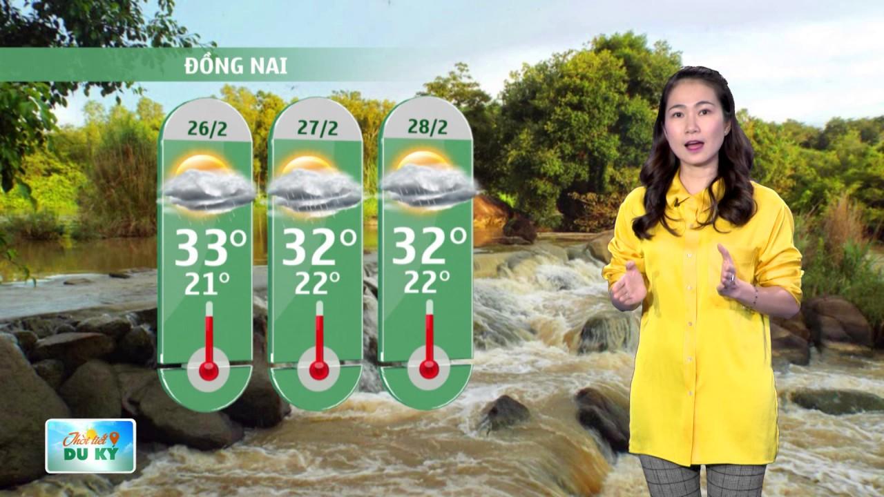 Thác Mai – Đồng Nai | Thông tin thời tiết hôm nay và ngày mai