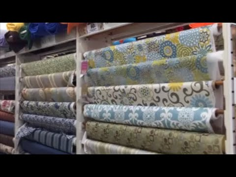 A Beginners Guide to the Fabric Store! For MHS Fashion Design Students