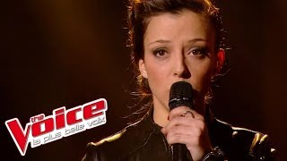 The Voice 2015│Camille Lellouche - You Know I'm No Good (Amy Winehouse)│Quart de Finale