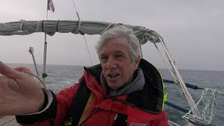 Ep 24 Sailing Solo France to Shetland Islands