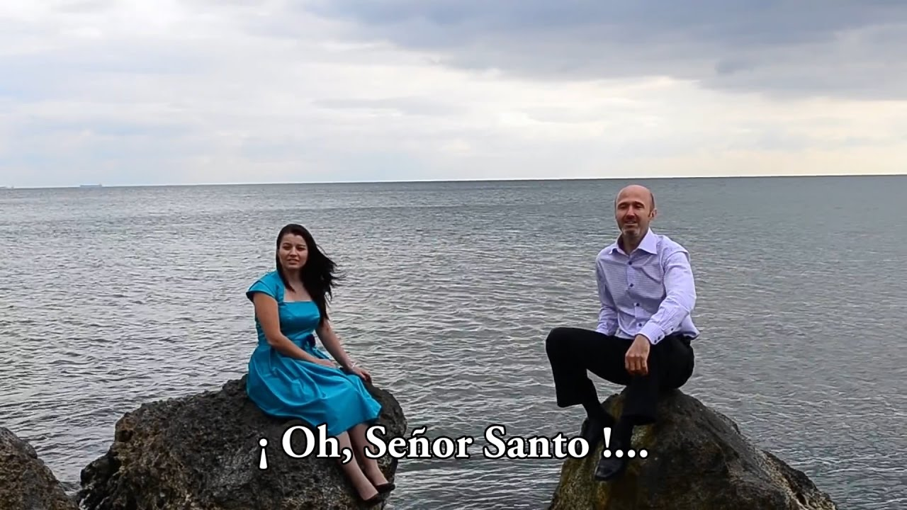 OH, SEÑOR SANTO - Luiza Spiridon & Vili Dula