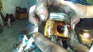 Масложор или вскрытие показало, что..... (VW CADDY 1.6 BGU)
