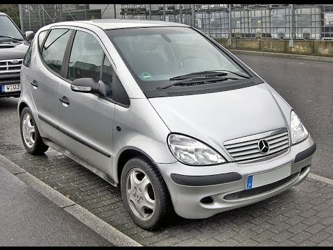 mercedes benz a class 2002 fuse box location 2001 2004 facelift a 170 cdi youtube. Black Bedroom Furniture Sets. Home Design Ideas