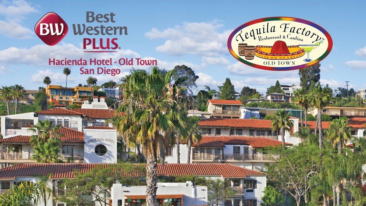 Old Town San Diego Hotel Best Western Hacienda Hotel