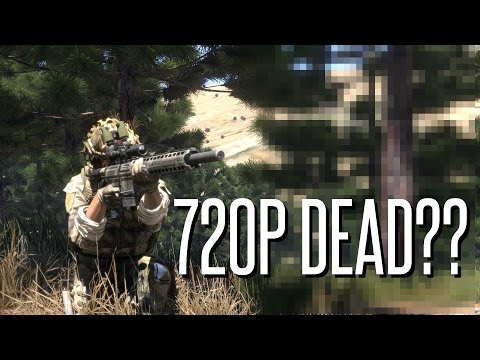 Is 720P Obsolete In Modern Day Gaming?