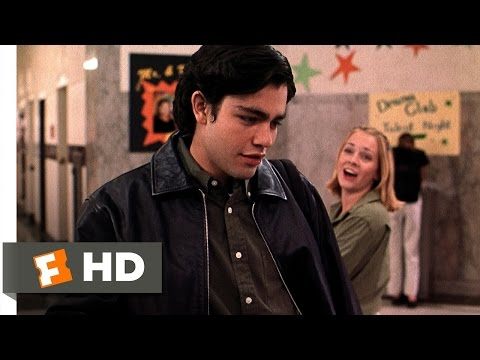 Drive Me Crazy (2/5) Movie CLIP - A Walking Punch Line (1999) HD