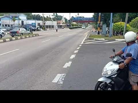 Keberangkatan Pulang Raja ZaRith Sofia Di Segamat 2k19