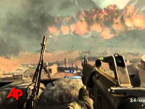 Cold War Chills in 'Call of Duty: Black Ops' - YouTube