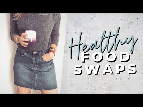Easy & Heathy Food Swaps Tips To Eat Within A Calorie Deficit Intuitively