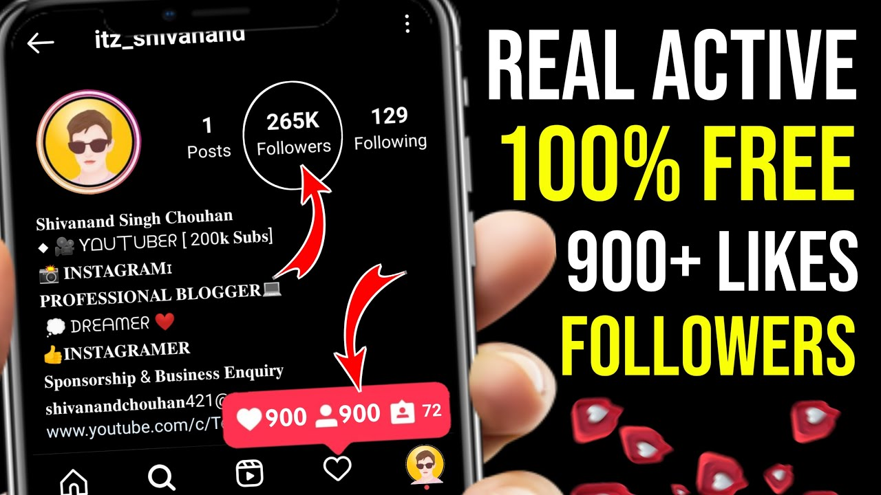 How To get free Instagram Followers 2021 | how to increase instagram followers 2021